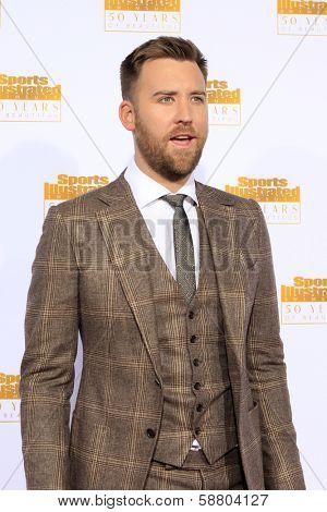 LOS ANGELES - JAN 14:  Charles Kelley at the 50th Sports Illustrated Swimsuit Issue at Dolby Theatre on January 14, 2014 in Los Angeles, CA