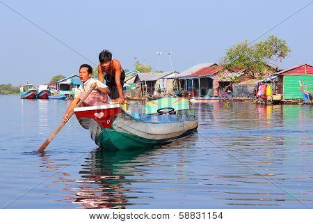 Cambodia - Tonle Sap