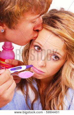 Sick Girlfriend