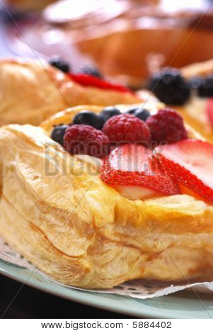 Fresh Berry Pastry