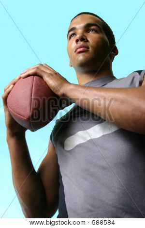 All American Football Hero