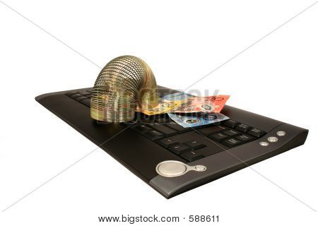 Keyboard Money 2