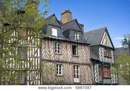 Historic Rennes