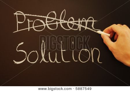 Solution And Problem