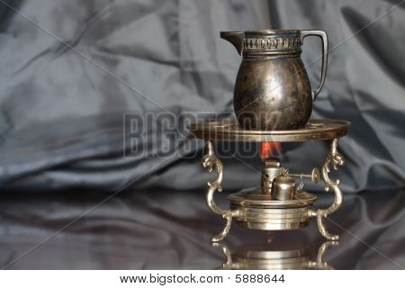 Vintage Spirit Lamp