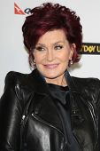 LOS ANGELES - JAN 11:  Sharon Osbourne at the  2014 G'Day USA Los Angeles Black Tie Gala at JW Marri