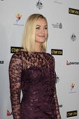 LOS ANGELES - JAN 11:  Yvonne Strahovski at the  2014 G'Day USA Los Angeles Black Tie Gala at JW Mar