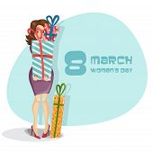 Happy Women's Day, March 8.