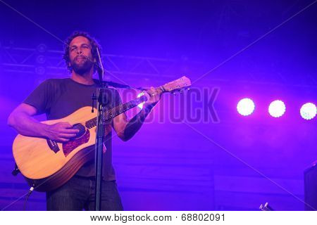 Jack Johnson at Somersault 2014