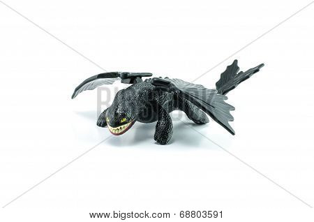 Toothless How To Train Your Dragon Toy