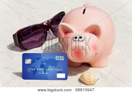 On Holiday With Credit Card