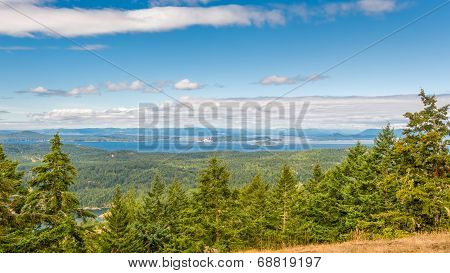 Turtleback Mountain Preserve, San Juan Islands, WA