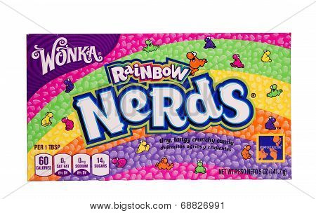 Nerds Candy