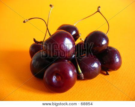 Dark Cherries I