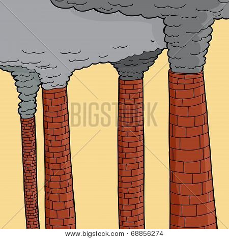 Smoke From Chimneys