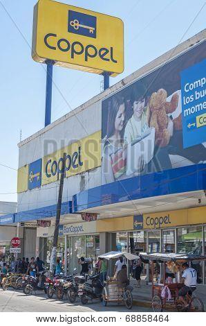 Coppel Department Store