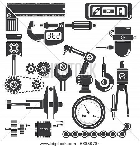 mechanical tools