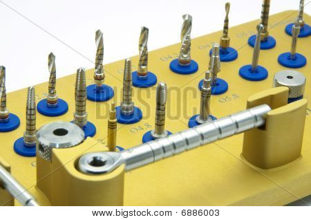Instrument For Dental Implantology