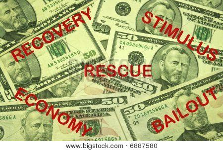 Economic Recovery Concept