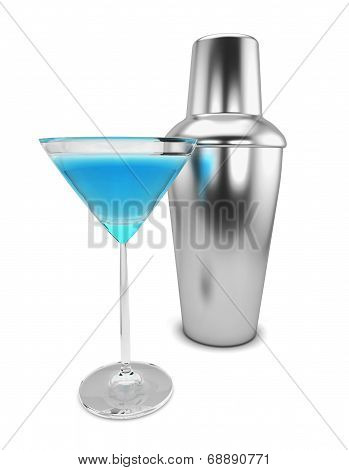 Shaker And Cocktail