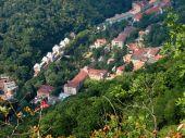 View of Herculane Bath Banat Romania Eastern Europe poster