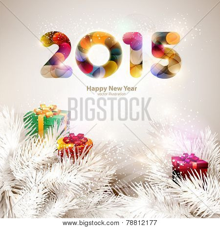 Christmas background 2015