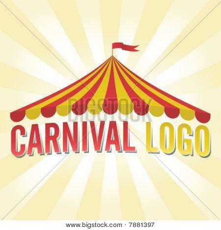 Logotipo de vetor de Carnaval