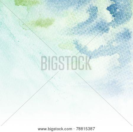 Water Color Grunge Background