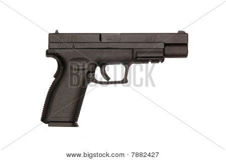 Springfield Semiautomatic Pistol