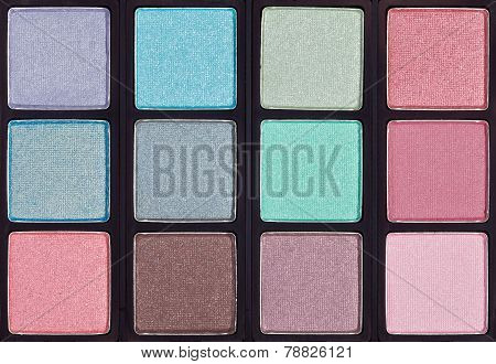 Background From Makeup Kit