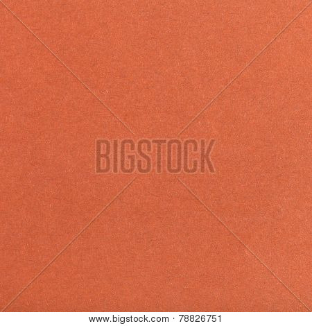 Square Background From Chestnut Color Pastel Paper