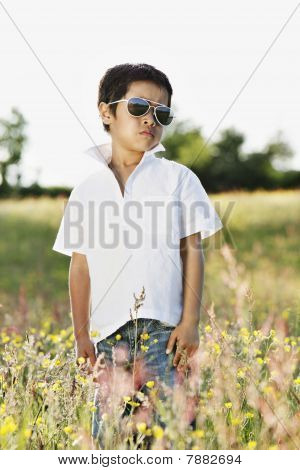 Spring / Summer Outdoor Portrait