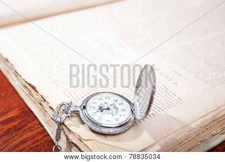 Watches Over Book