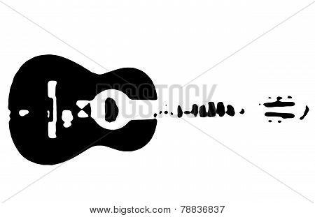 Acoustic Guitar Logo
