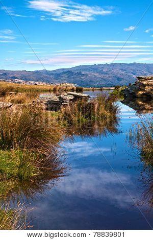Dunedin River of Clouds