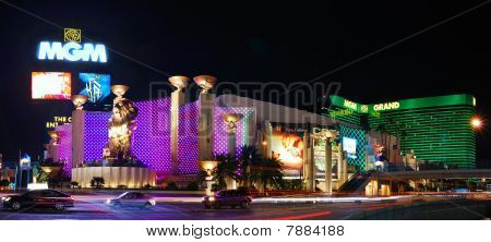 Mgm Hotel And Casino Panorama, Las Vegas