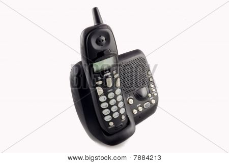 Cordless Phone With Dock Station