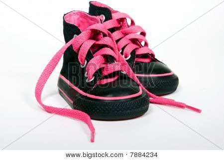 Pink Laces