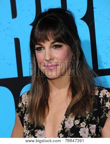 LOS ANGELES - NOV 20:  Lindsay Sloane arrives to the