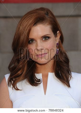 LOS ANGELES - SEP 21:  Joanna Garcia Swisher arrives to the