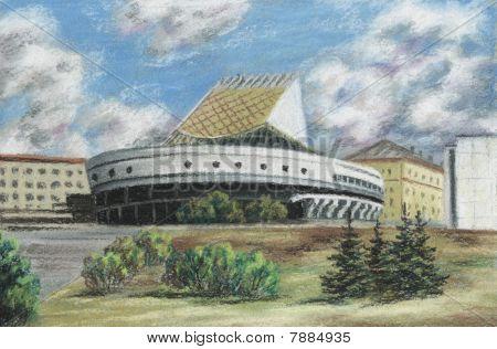 Theatre the Globe, Russia, Novos