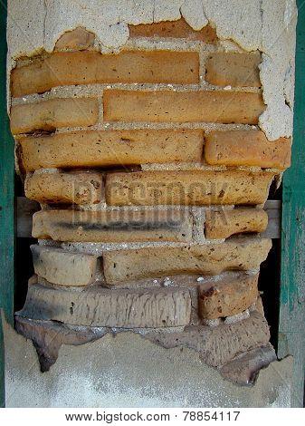 Brick Old Exterior Architecture