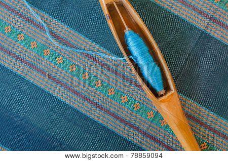 Blue Cotton Insert A Shuttle