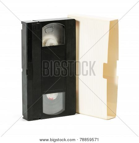 Vhs Video Cartridge