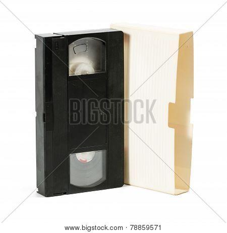Vhs Video Cartridge
