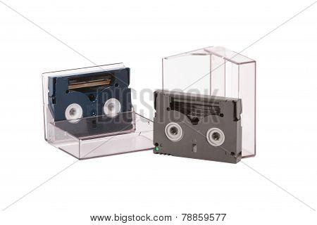 Vhs-c Video Cartridges
