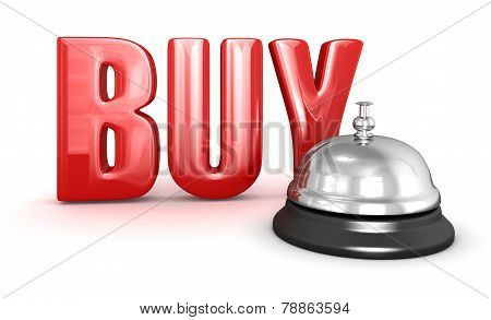Service bell and Buy