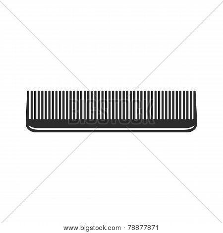 comb hairbrush icon hisoter
