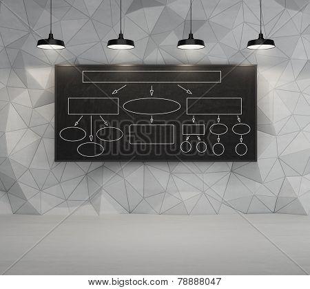 Desk With Algorithm