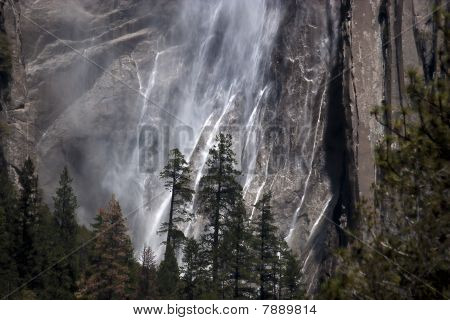 Falle Yosemite National Park